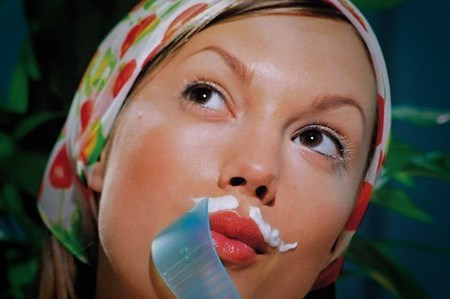 депиляция на лице кремом