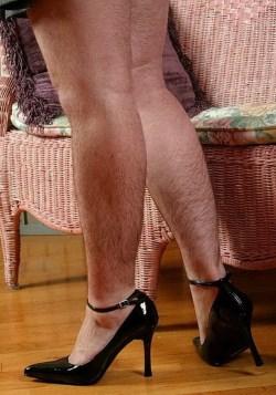волосы на ногах у женщины