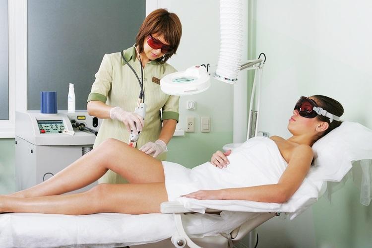 подготовка кожи к диодной эпиляции лазером
