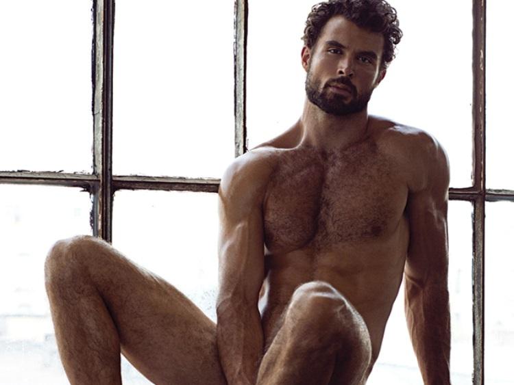 Очень волосатая грудь у мужчин 6 фотография