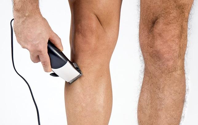 удаление волос на ногах в домашних условиях