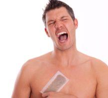 мужская эпиляция