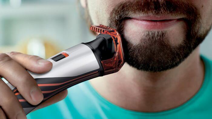 как брить бороду красиво
