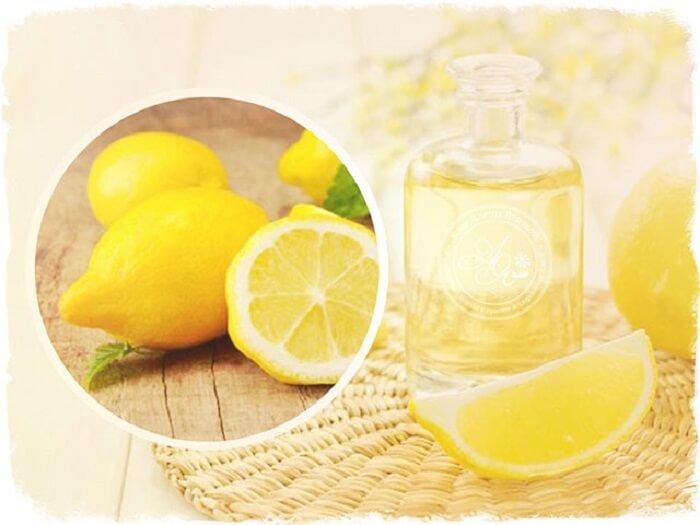 лимонный сок для отбеливания зоны бикини