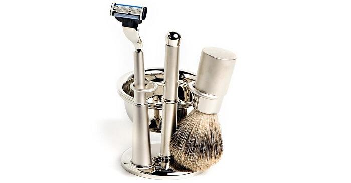 мужской набор для бритья